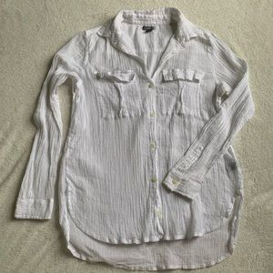 Aerie Button Up Shirt